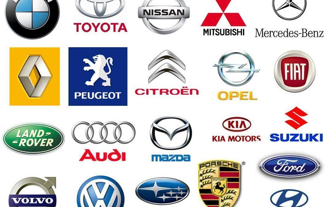 Marque De Voiture >> Toute L Histoire Des Logos Automobiles