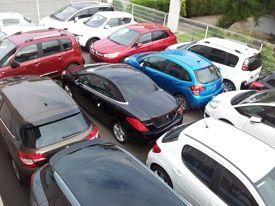 voitures en stock
