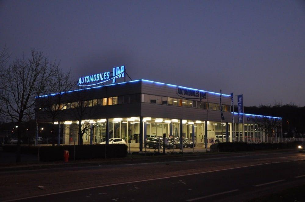 siège de la société Automobiles JM