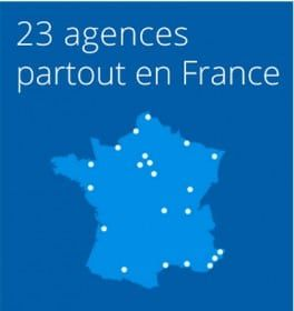 23 agences aramisauto en France