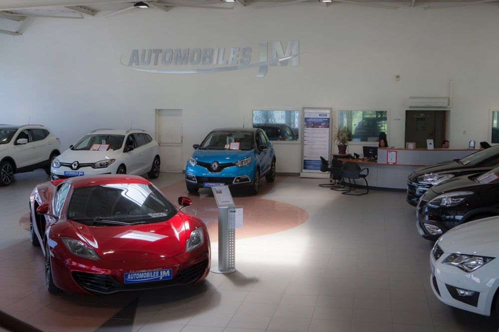 société spécialisée dans la vente de voiture neuves