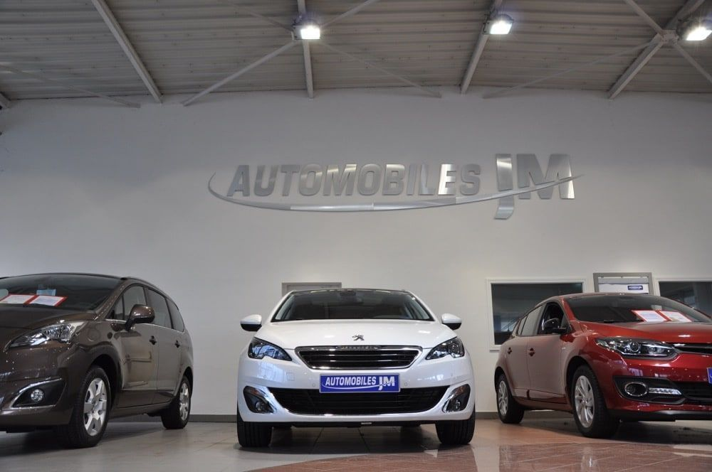 showroom Automobiles JM