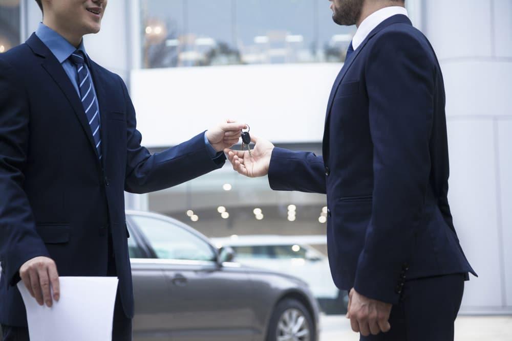 Ventes de voiture neuve discount