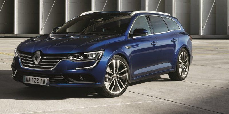 Renault TALISMAN Estate : ouverture des commandes à 23 889 € !