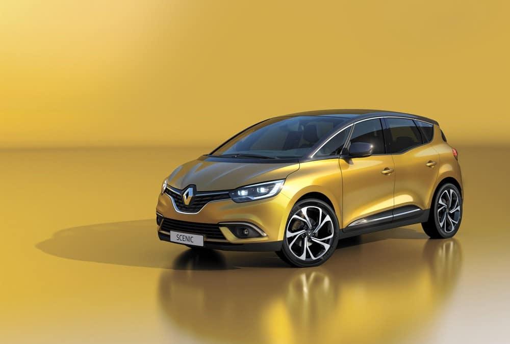 Renault Scénic 4 : les toutes premières infos et photos