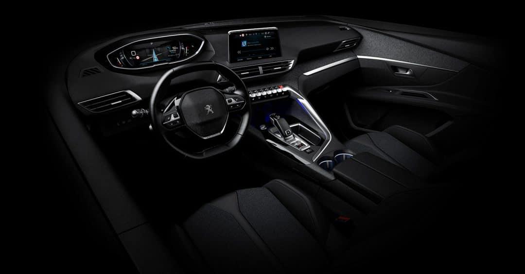 Peugeot i-Cockpit
