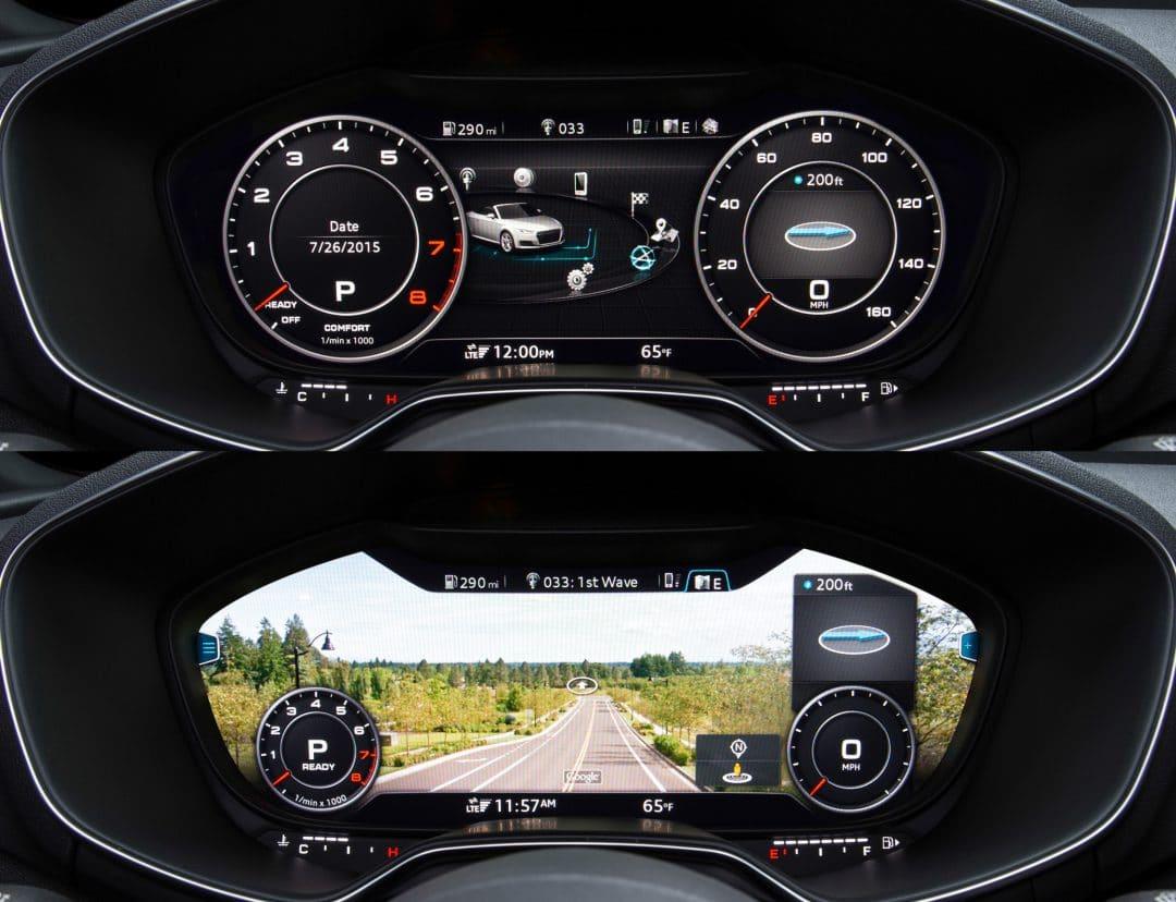 Nouvelle Audi A3 Une Technologie Futuriste