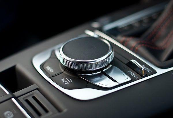 Audi Touchpad