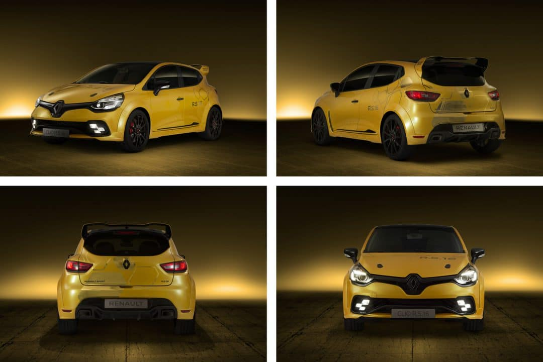 renault clio rs16 un concept car all chant. Black Bedroom Furniture Sets. Home Design Ideas