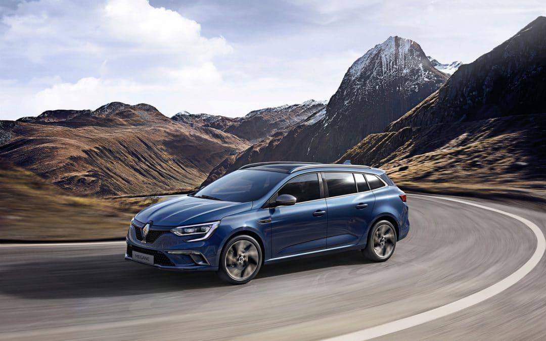 Renault dévoile les tarifs de la Mégane Estate