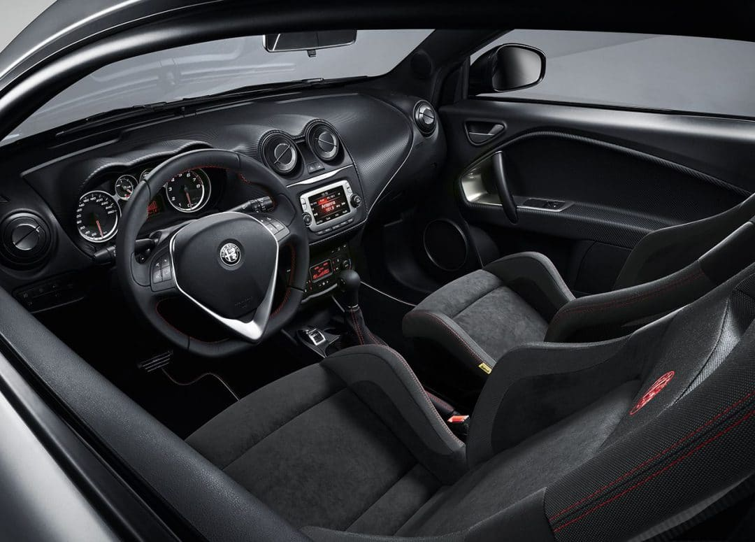 nouvelle alfa romeo mito informations et prix. Black Bedroom Furniture Sets. Home Design Ideas