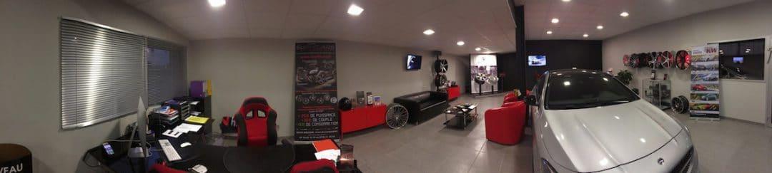 bureau garage charrière