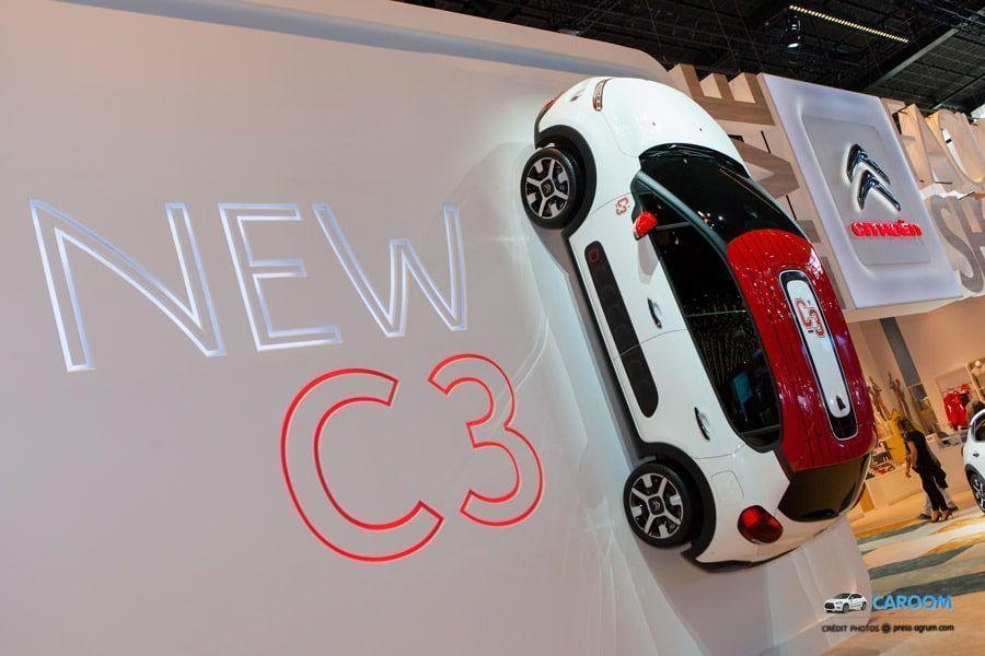 Nouvelle Citroën C3 : présentation et tarifs
