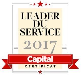 3 mandataires primés pour leur qualité de service par le magazine Capital