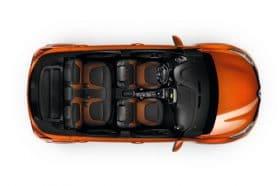 interieur Renault Captur