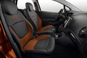 sièges Renault Captur