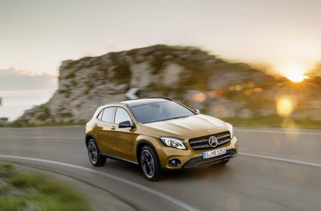 Mercedes-Benz GLA Compact : tarifs – infos – photos
