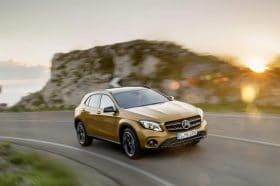 Mercedes-Benz GLA 220d 4MATIC,