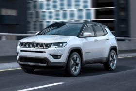 Jeep compass 2017 salon de geneve