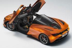 McLaren 720s Salon de Genève 2017 Caroom.fr