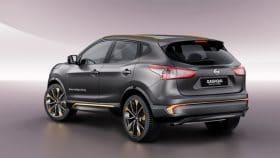 Nissan Qashqai premium concept 2017