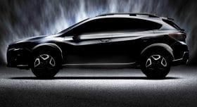 Subaru XV Salon de Genève 2017 Caroom.fr