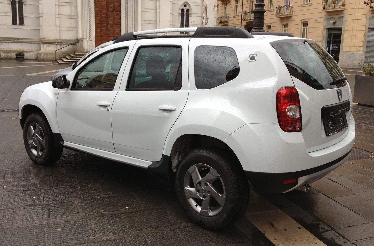 Dacia vente