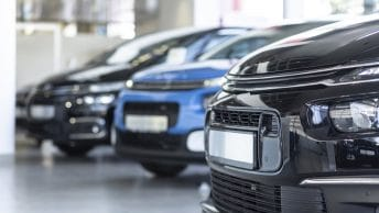 Les voitures les plus vendues en France en 2019