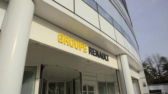 Pret garantie par l'Etat français pour Renault