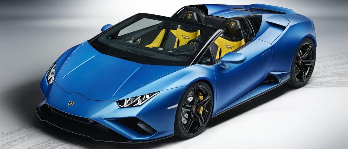 Lamborghini Huracán EVO RWD Spyder