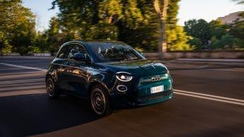 Nouvelle Fiat 500 La Prima