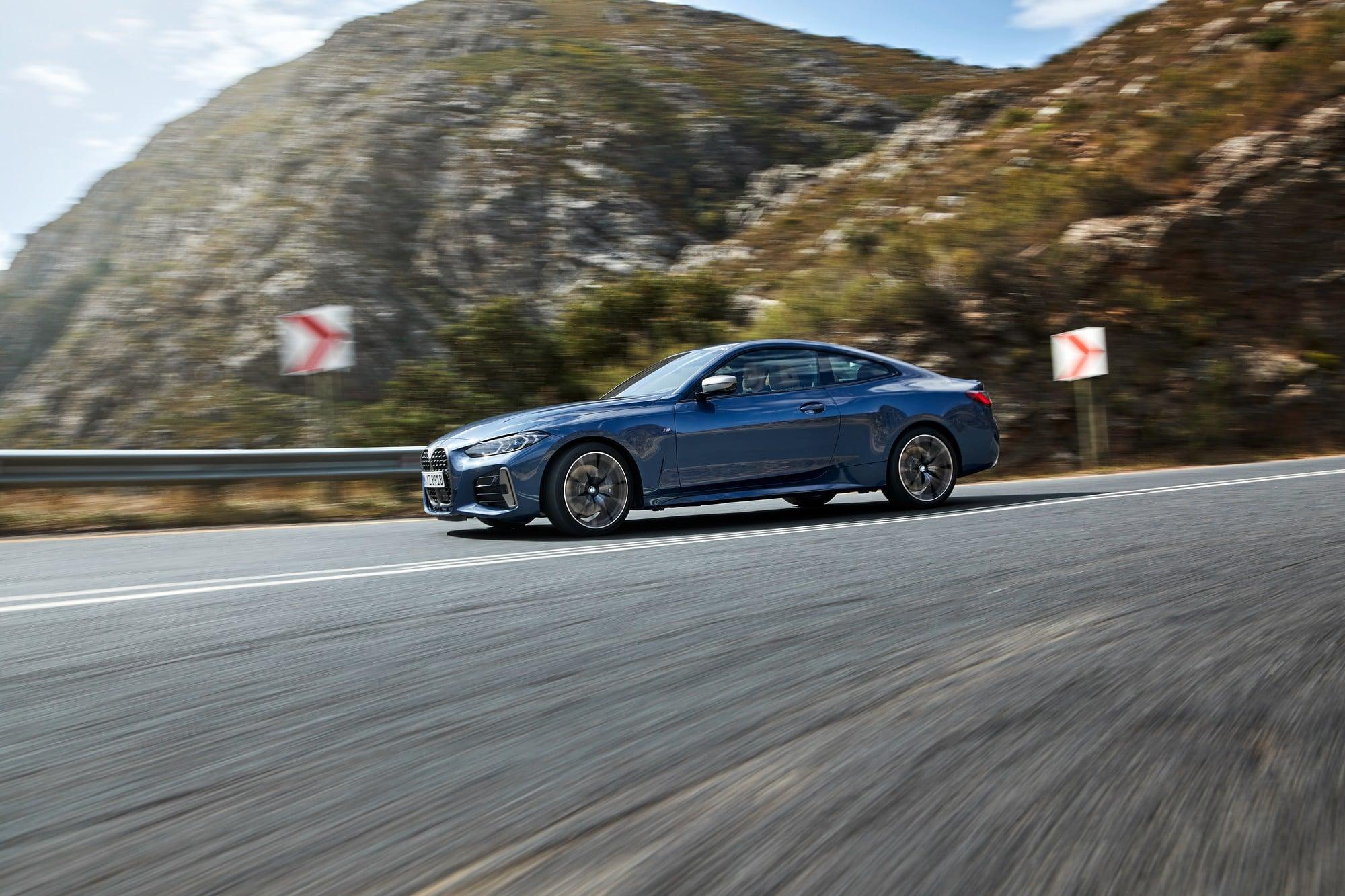 BMW Série 4 2020