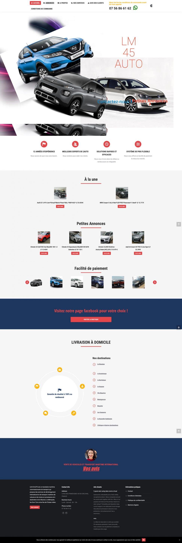 neufs-occasions.com - LM 45 AUTO