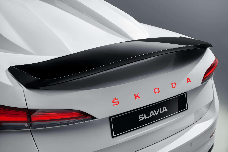 Skoda Slavia 2020