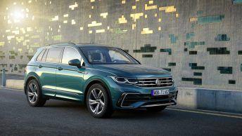 Volkswagen Tiguan restylé (2020)