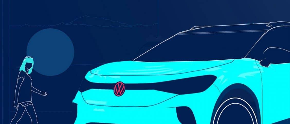 Volkswagen ID.4 dessin