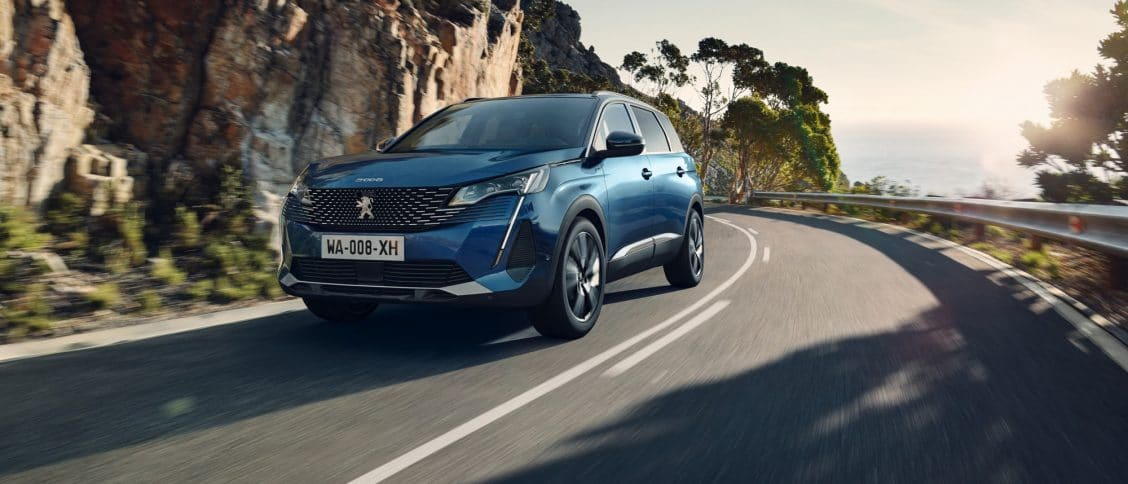 Peugeot 5008 restylé 2020
