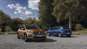 Dacia Sandero et Sandero Stepway 2020