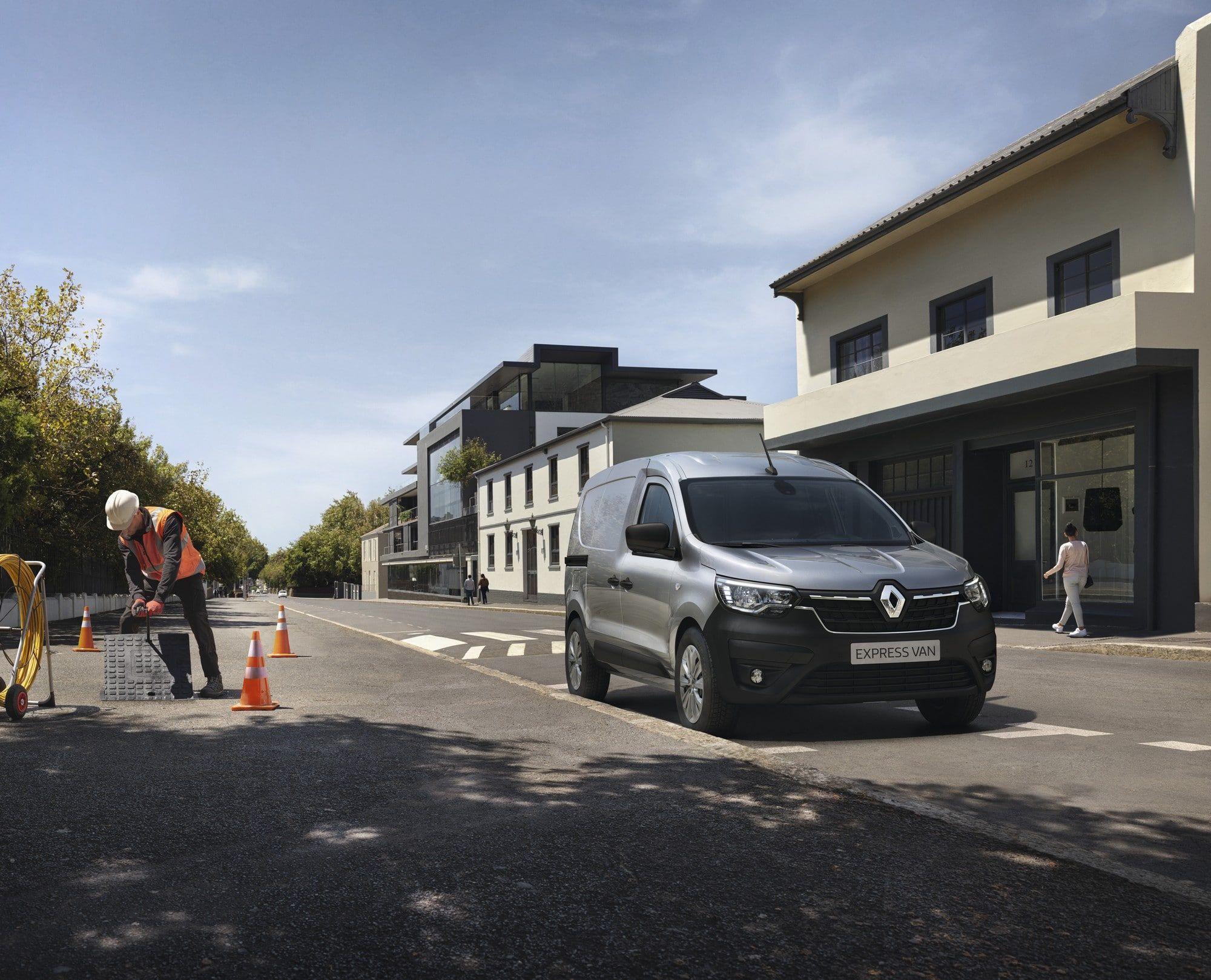Nouveau Renault Kangoo 2021