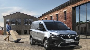 Nouveau Renault Kangoo Van 2021