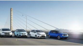 gamme Honda électrifiées