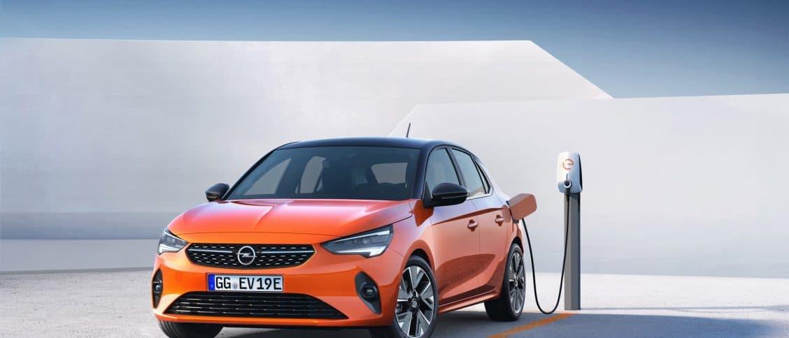 Opel Corsa-e électrique 2019