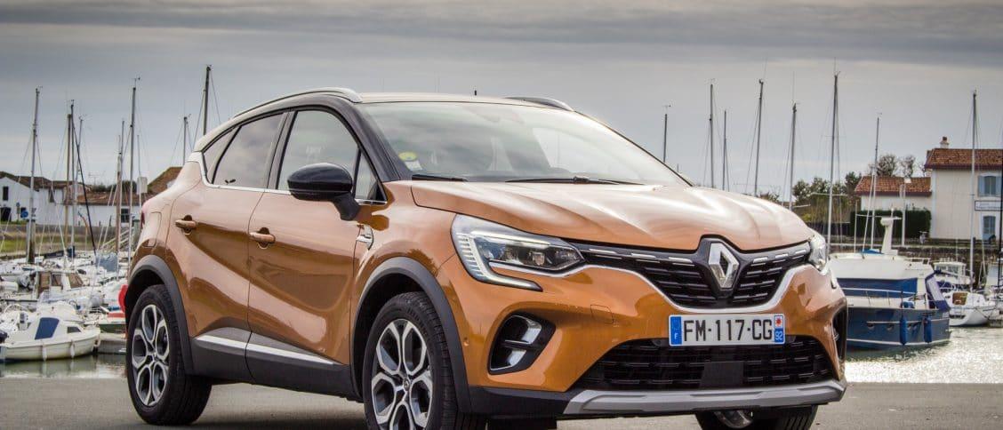 Renault Captur II 2020