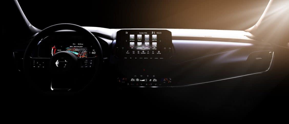 Nissan Qashqai 2021 Intérieur