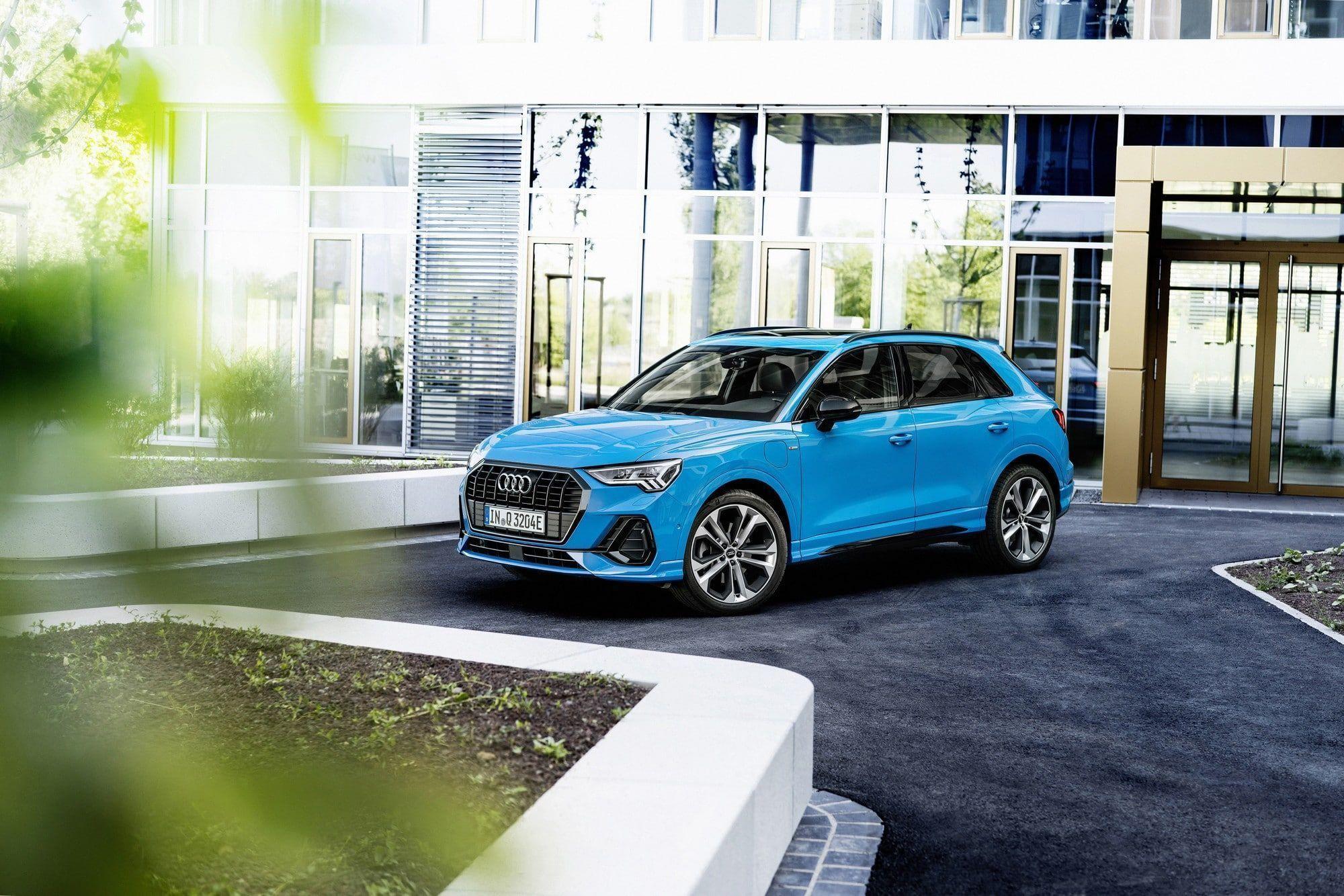 Audi Q3 45 TFSI e hybride rechargeable 2021