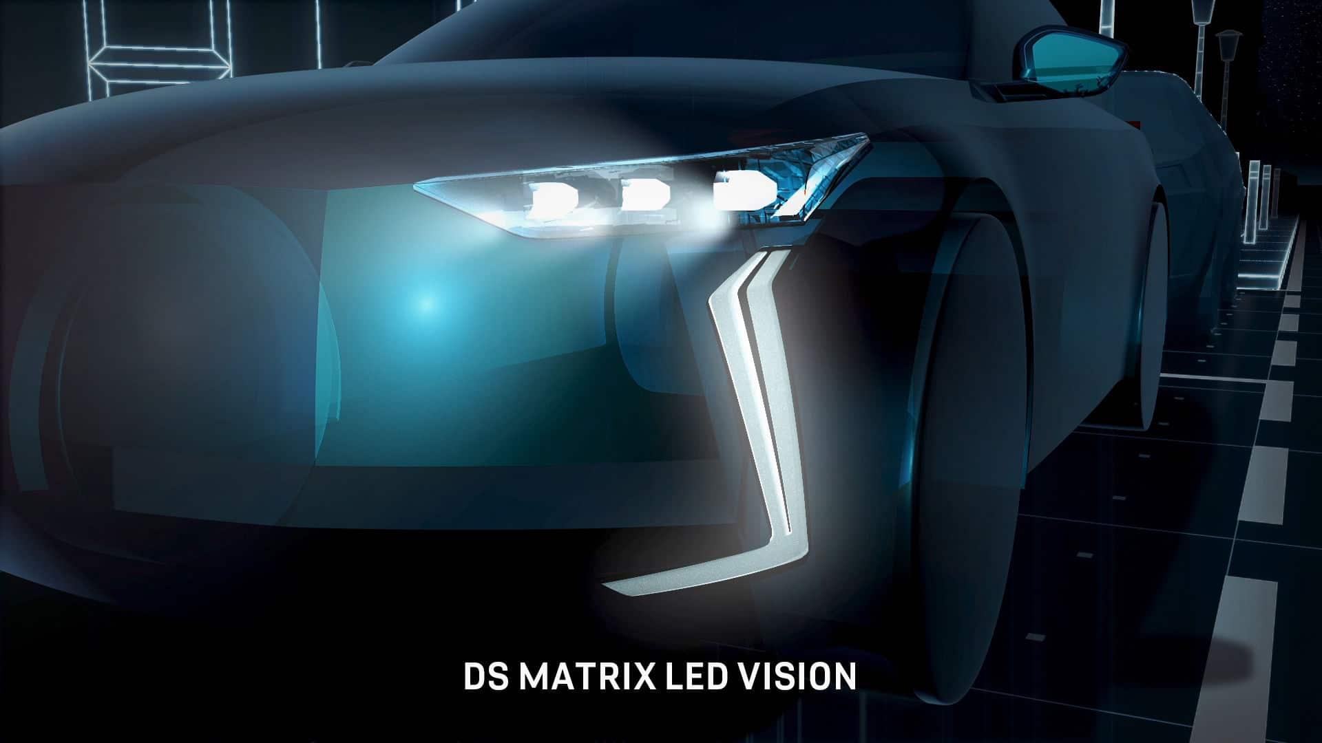 Optiques LED DS 4 2021