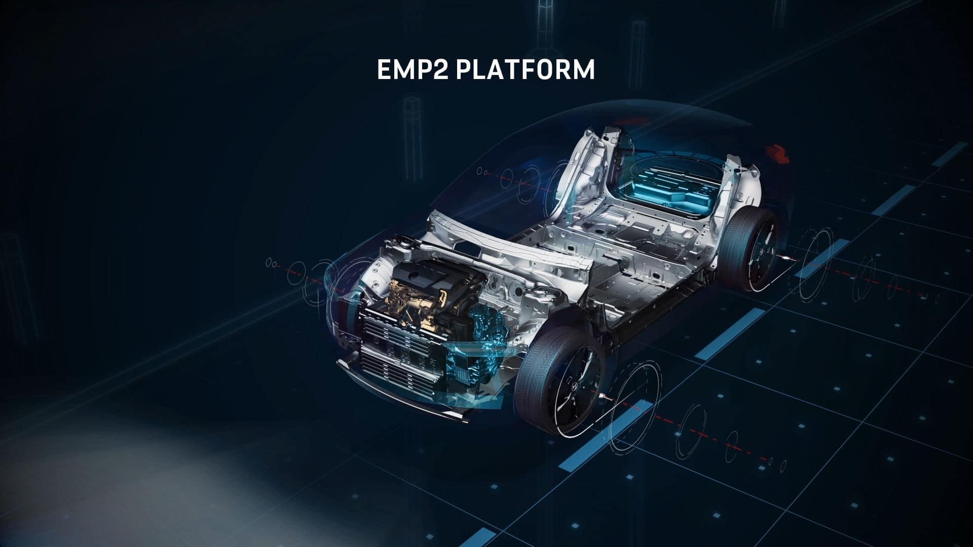 Plateforme EMP2 DS 4 2021
