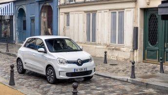 Renault Twingo électrique 2020