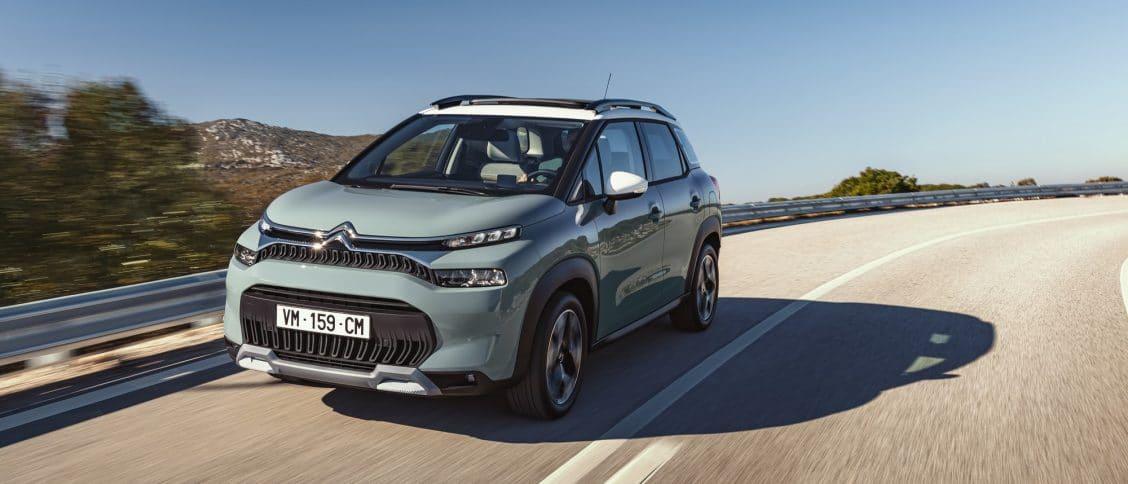 Citroën C3 Aircross restylé 2021