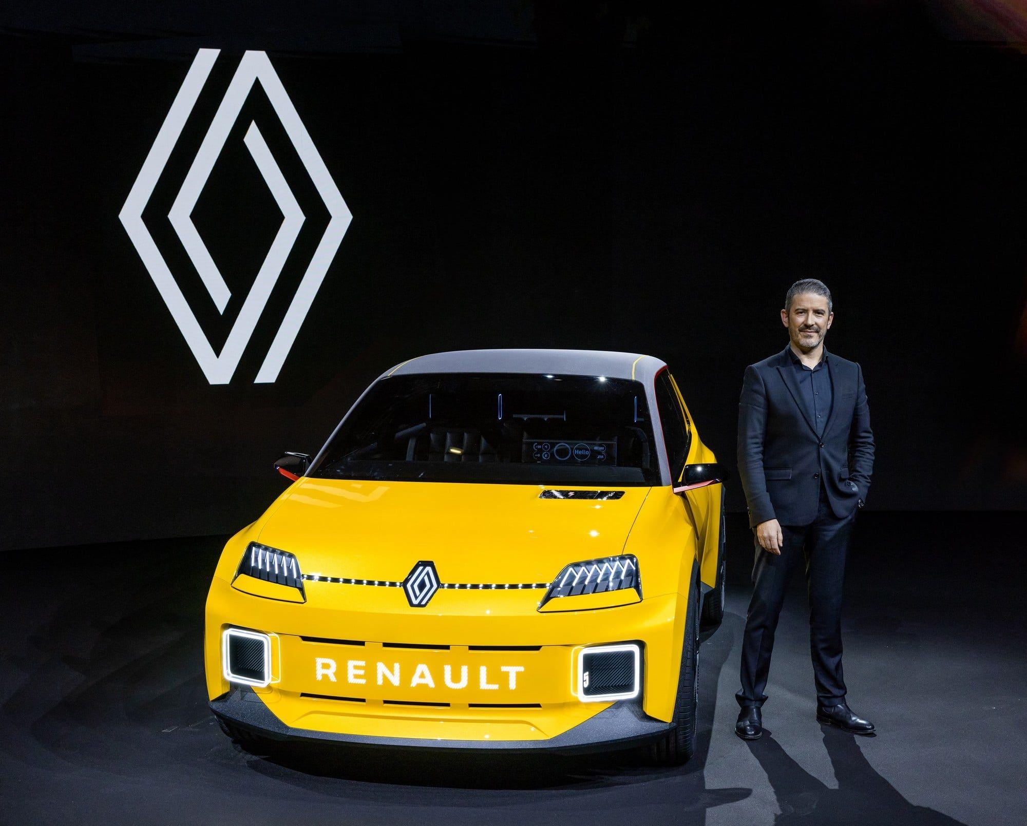 Renault 5 électrique 2021